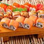 Japanese sushi — Stock Photo #6028369