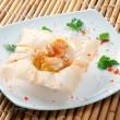 Chinese dim sum appetizers — Stock Photo
