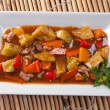 Stir Fried Vegetables — Stock Photo #6029065
