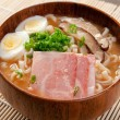 Delicious miso ramen - Stock Photo