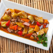 Stir Fried Vegetables — Stock Photo #6029511