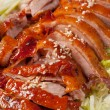 Roasted duck, Chinese style — Stock Photo #6029710