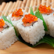Japanese sushi - Zdjcie stockowe
