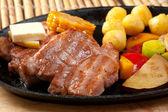 Japanese marbled beef Roast — Stock Photo