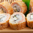 Japanese sushi - Stockfoto