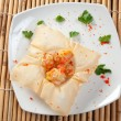 Chinese dim sum appetizers - Stock Photo