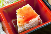 Almoço bento japonês — Foto Stock