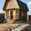 Постер, плакат: Small lodge