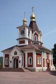 Kristendom kyrka — Stockfoto