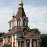 Christendom kerk — Stockfoto