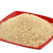White rice — Stock Photo