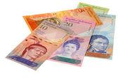 Money of Venezuela — Stock Photo