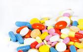 Comprimidos e cápsulas — Foto Stock