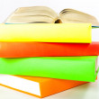 Royalty-Free Stock Photo: Colorful book