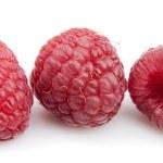 Raspberry close up — Stock Photo