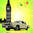 Royalty-Free Stock Photo: London poster