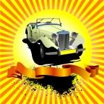Постер, плакат: Rarity cars club