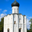Church of Intercession on River Nerl — Stock Photo #5431422