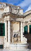 Fountain in Valletta. Malta — ストック写真