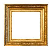 Eski altın çerçeve — Stok fotoğraf