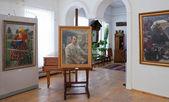 Galery by artist Ivan Kulikov (1875-1941). Self-portrait — Stock Photo