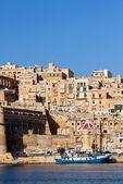 View of Senglea. Malta — Stock Photo