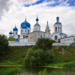 Stock Photo: Monastery in Bogolyubovo