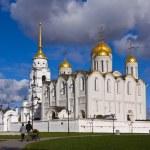Assumption cathedral at Vladimir — Stock Photo #5715729
