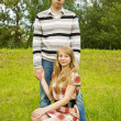 Young couple — Stock Photo #5717283