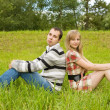 Young couple — Stock Photo #5717328