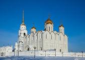 Uspenski-Kathedrale in vladimir — Stockfoto