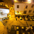 Top view of Night european town — Stock Photo #5722920