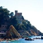 Castell d'en Plaja — Stock Photo