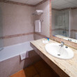 Interior of bathroom - Stock Photo