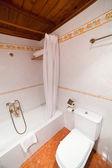 Interior of bathroom — Stock Photo