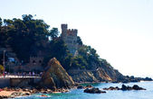 Castell d'en Plaja — Stock Photo