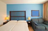 Interior of bedroom — Stok fotoğraf