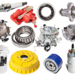 Set of auto parts — Stock Photo #6037917