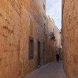 Street in old mediterranean town — Stock Photo #6040695