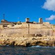 Valletta fortress - Stock Photo
