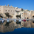 Senglea and Dockyard Creek — Stock Photo