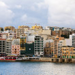 Stock Photo: St. Julian's. Malta