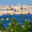 View of old Valletta — Stock Photo