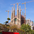 Royalty-Free Stock Photo: Sagrada Familia. Barcelona, Spain.