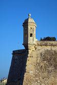 Vedette tower. Malta — Stock Photo