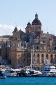 View of Vittoriosa — Stock Photo