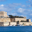 Stock Photo: View of Valletta, Malta