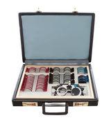 Ophthalmologist box — Stock Photo