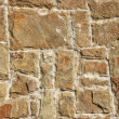 Texture of wall from a natural stone — Stock Photo