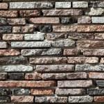Texture Granite wall — Stock Photo